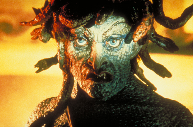 Medusa from Clash of the Titans (1981)