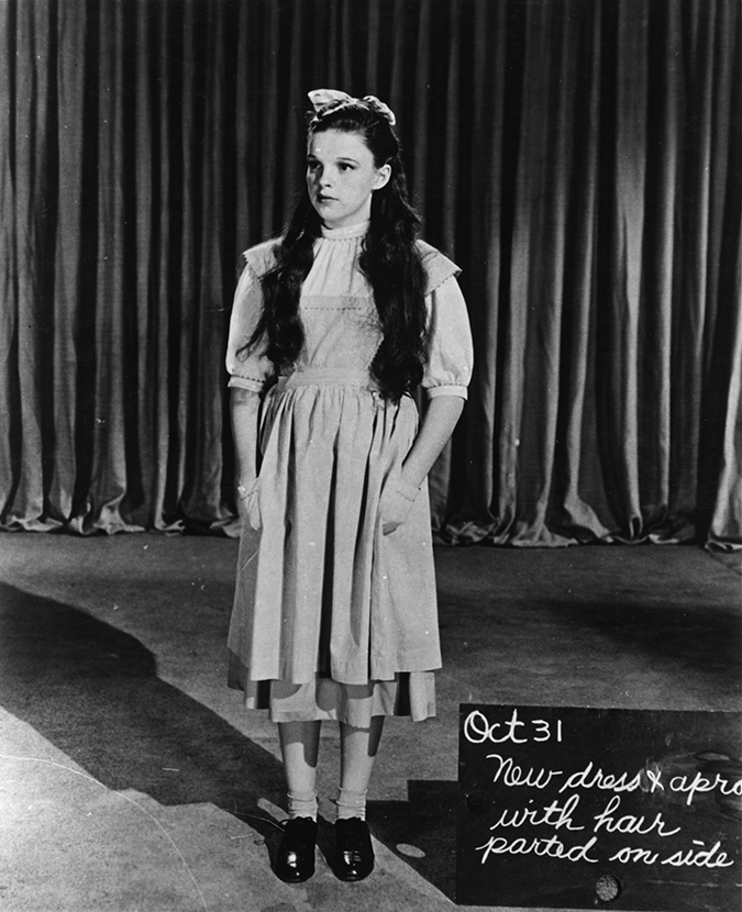 Judy Garland Audition