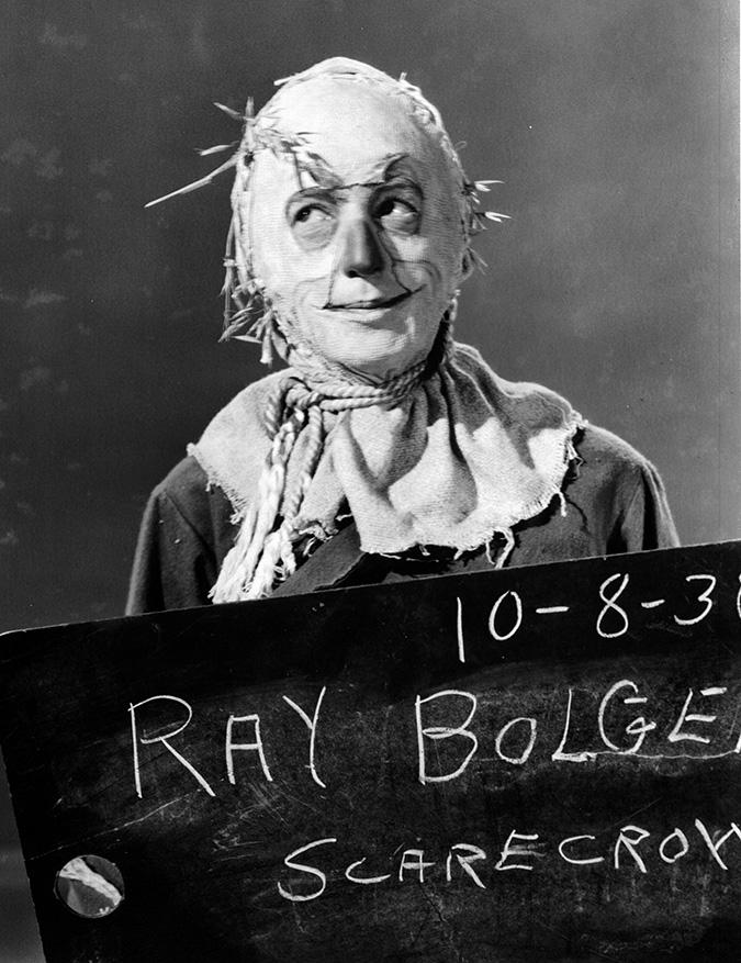 Ray Boldge Scarecrow