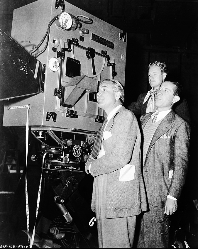Director Victor Fleming Gone with the Wind