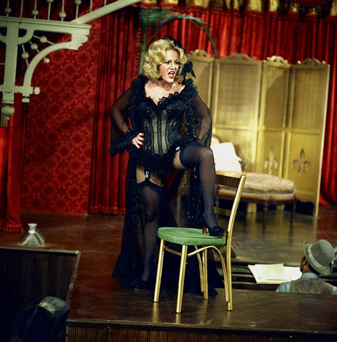 Madeline Kahn as Lili von Shtupp