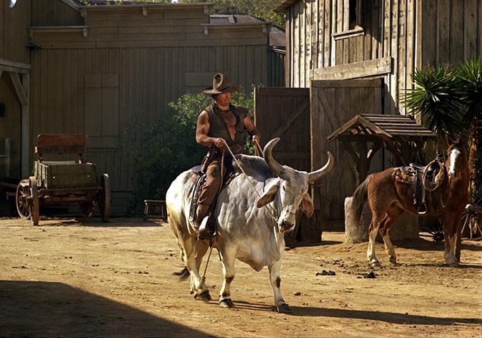 Count Basie rides into Rock Ridge