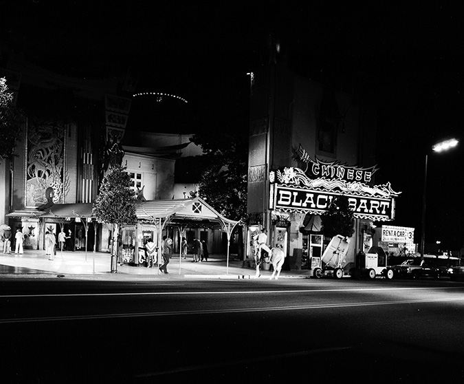 Chinese Theater in Hollywood
