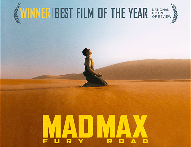 Mad Max Best Film of the Year