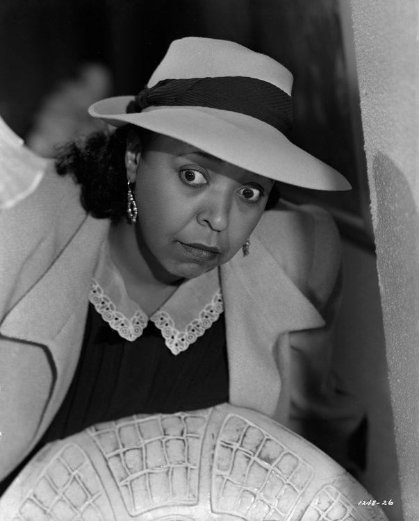Ethel Waters in Cairo
