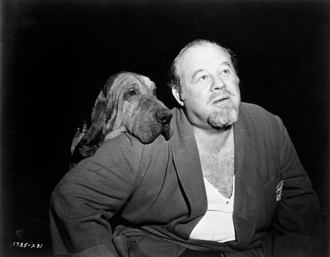 Burl Ives starred as Big Daddy in Cat on a Hot Tin Roof.