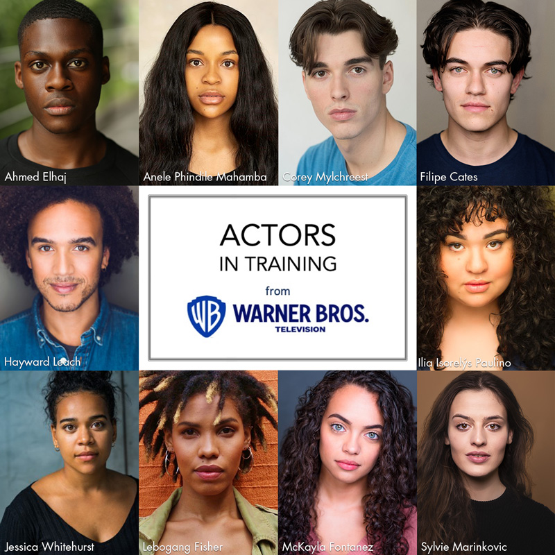 WB Actors in Training