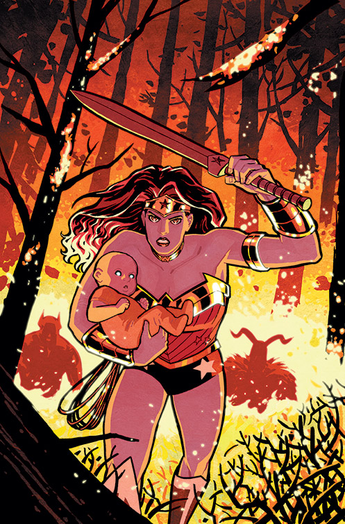 2013: Wonder Woman, Vol. 3: Iron