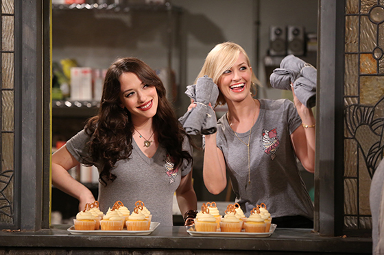 2 broke girls season finale may 12 on cbs