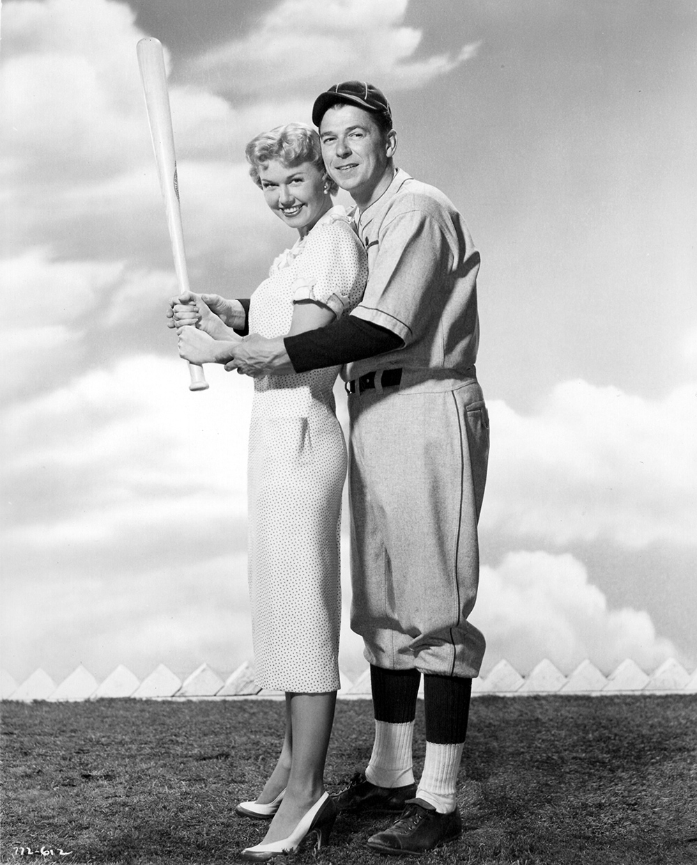Doris Day Winning Team Reagan