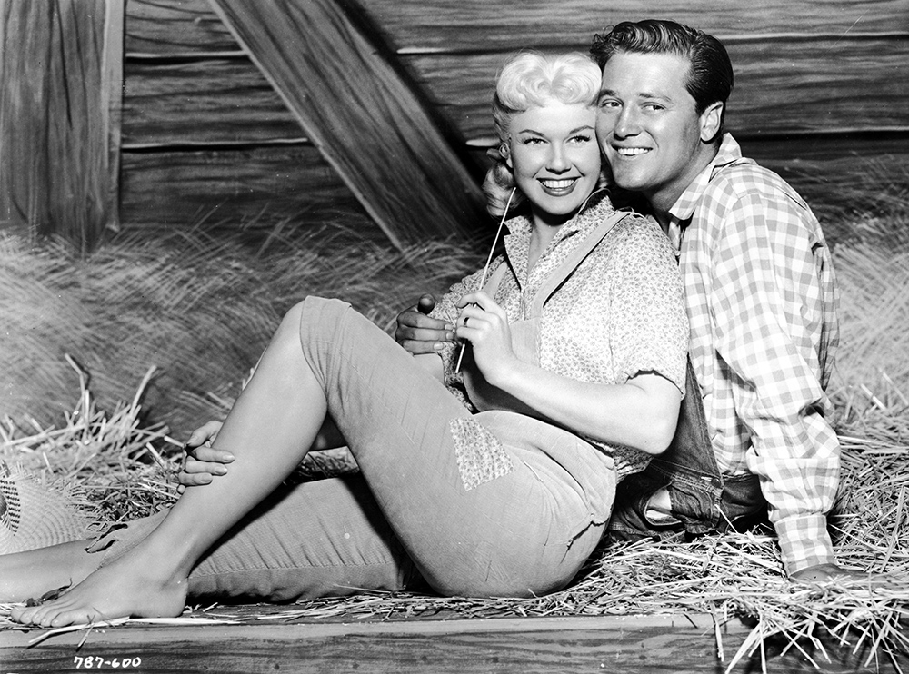 Doris Day By the Light of the Silvery Moon Macrae