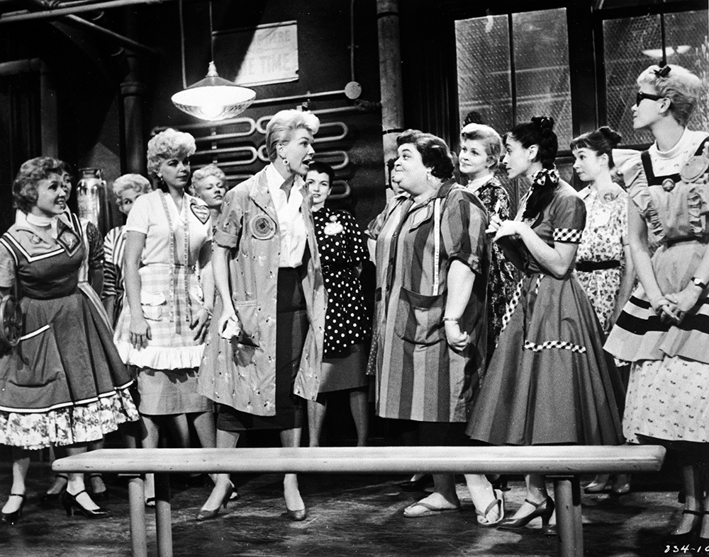 Doris Day Pajama Game