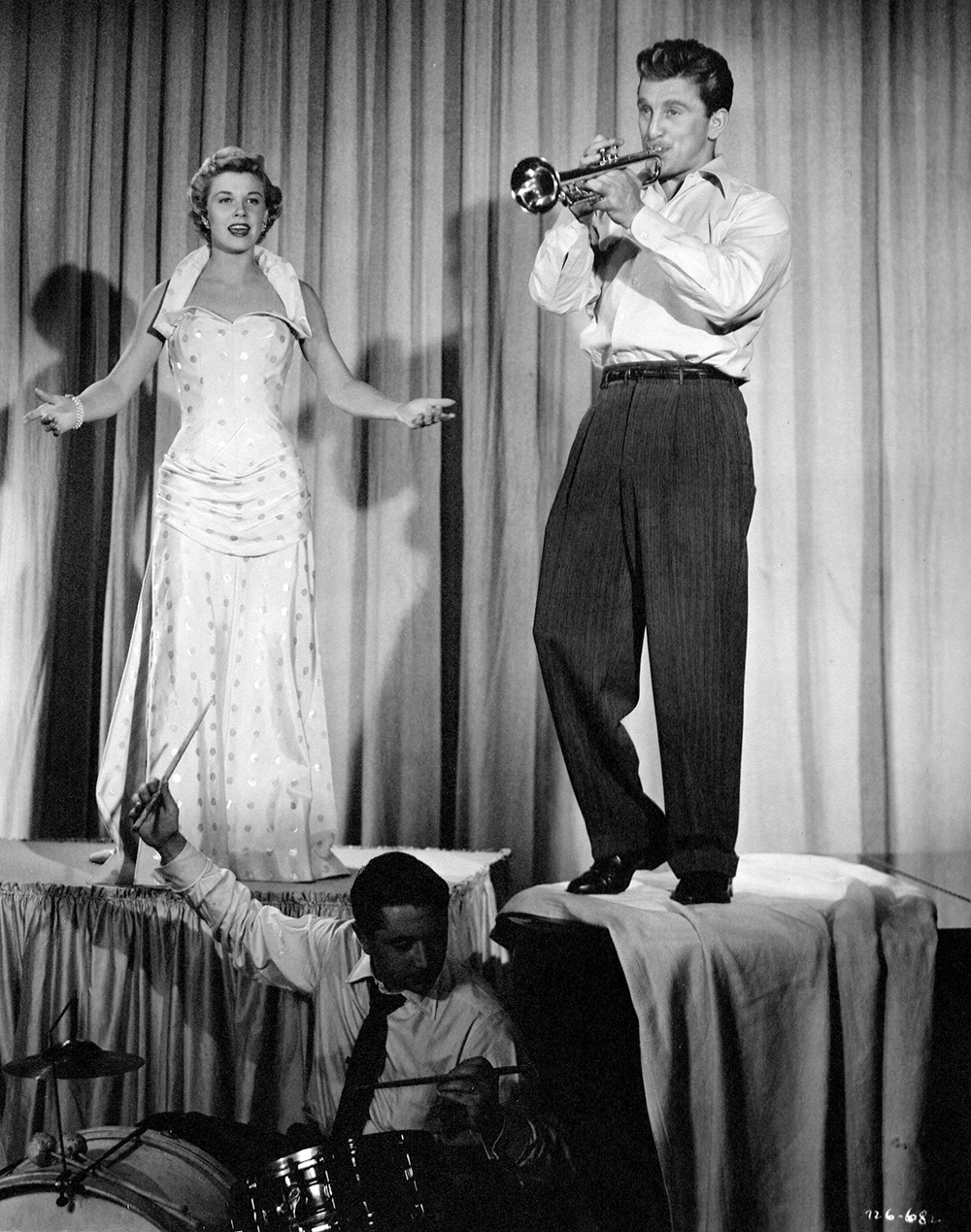 Doris Day Young Man with a Horn Douglas