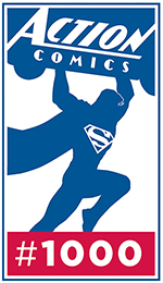 action comics #1000 logo