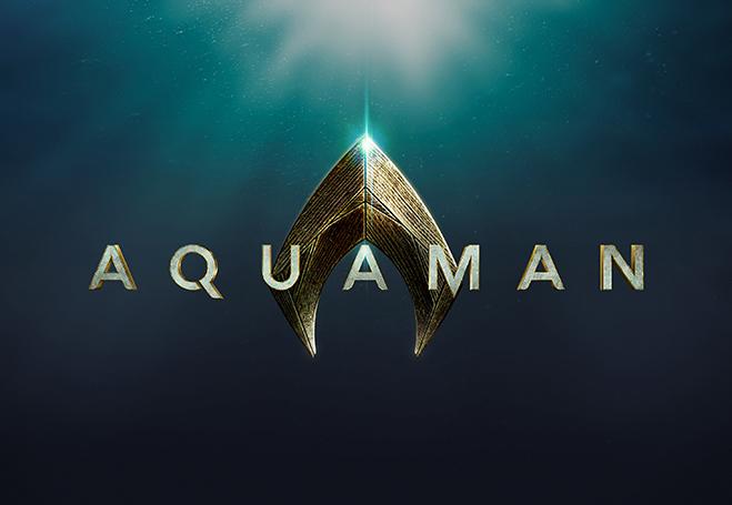 title art for aquaman