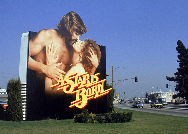 A Star is Born Warner Bros. Studios from late 1976 through early 1977