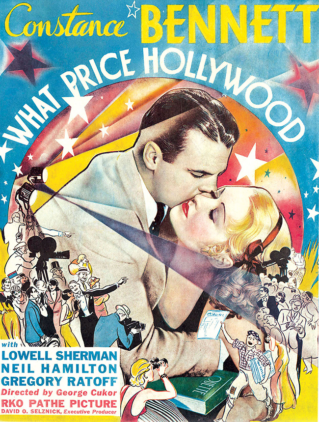 A Star is Born 1932 What Price Hollywood