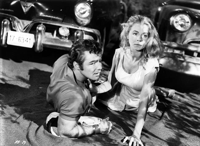 Angel Baby - Burt Reynolds and Salome Jens