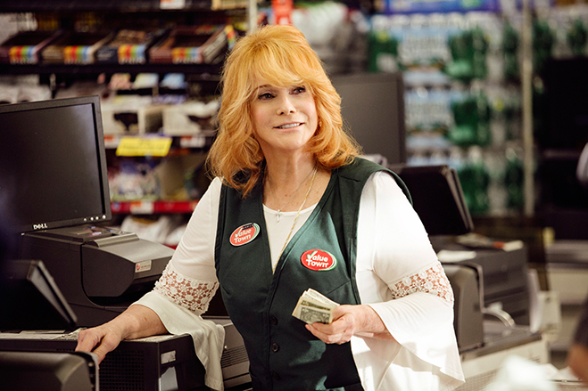 Ann-Margret in a scene from Going in Style