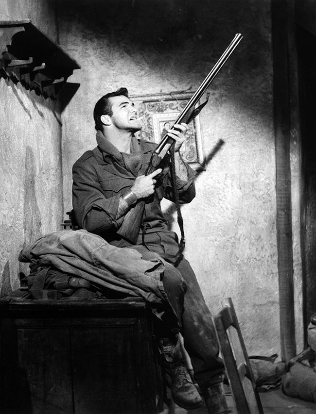Armored Command - Burt Reynolds