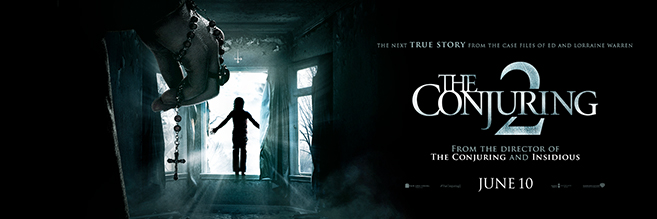 the conjuring 2 in theaters june 10