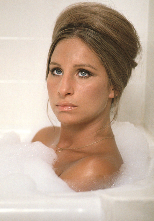 barbra streisand pictured in what's up, doc