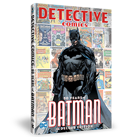 Detective Comics 80 Years of Batman
