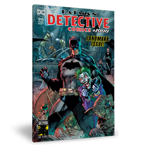 Batman Detective Comics #1000