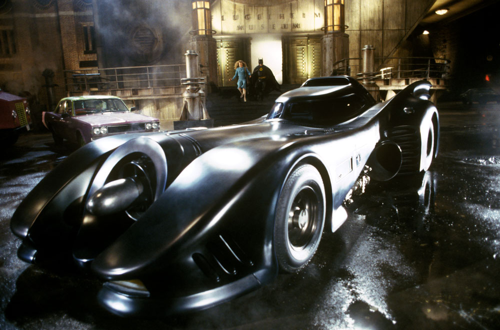 Batman - Batmobile