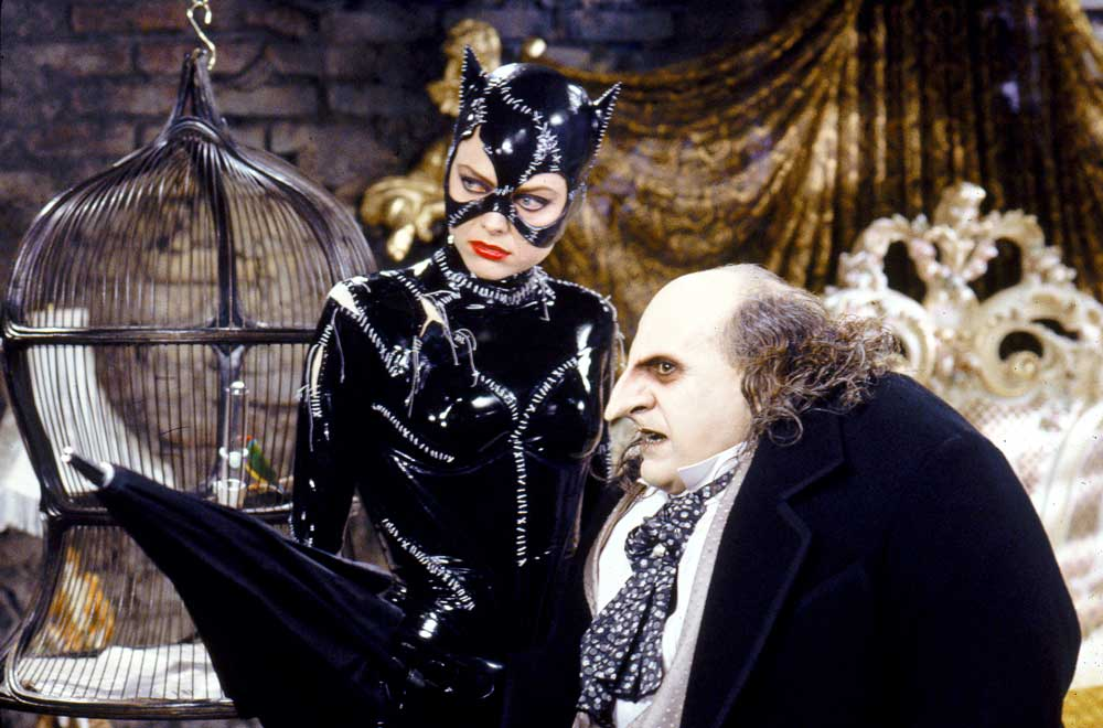 Batman Returns (1992) - The Penguin and Catwoman