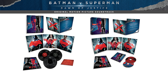 batman v superman dawn of justice soundtrack photo