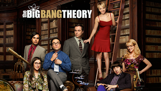 Best Ensemble Cast nominee The Big Bang Theory