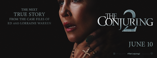 The Conjuring 2 Banner June 10