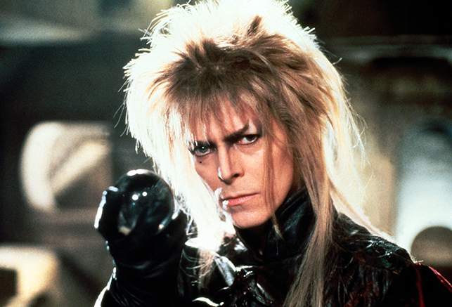 Bowie in Labyrinth