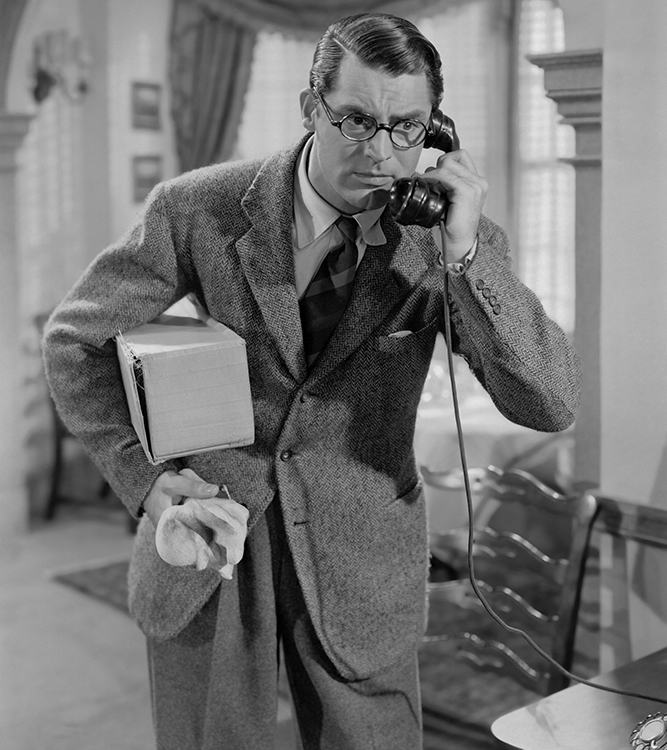 cary grant in bringing up baby