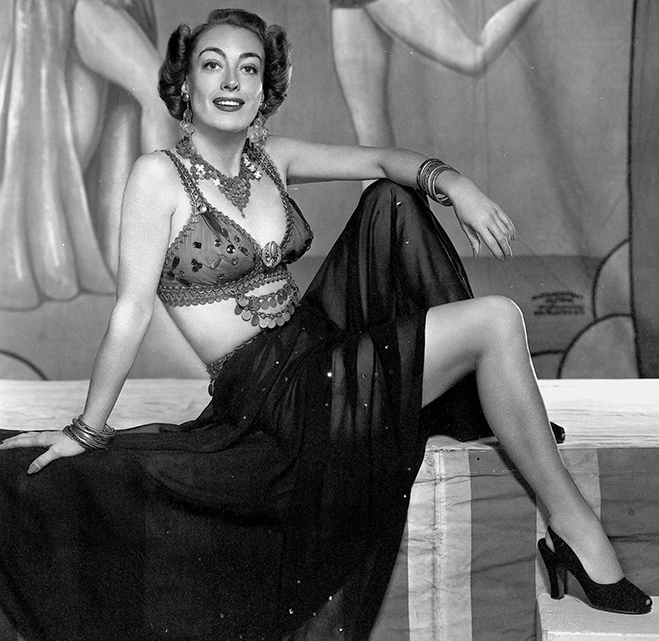 joan crawford in 1949's flamingo road now available on dvd