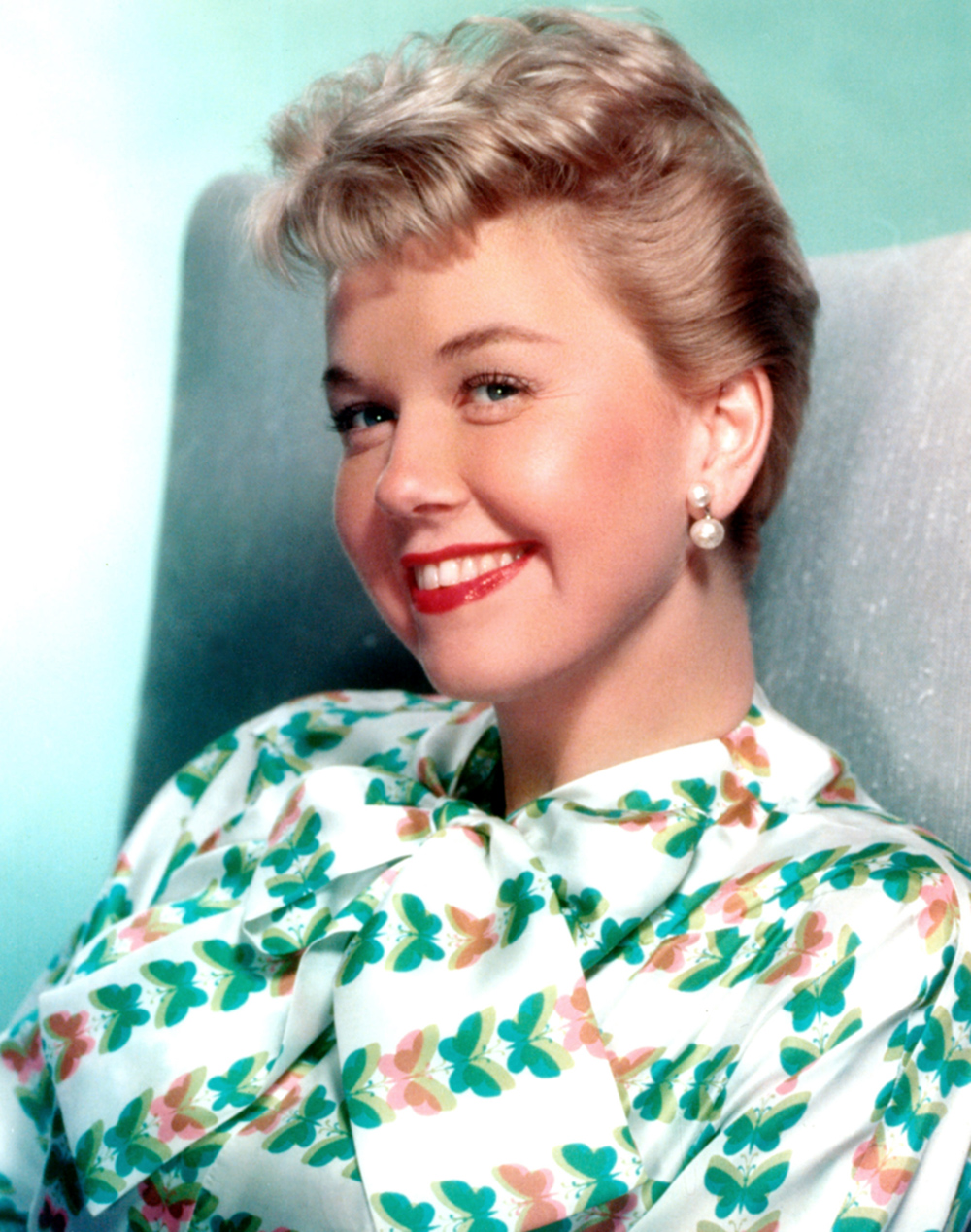 Doris Day Publicity Color