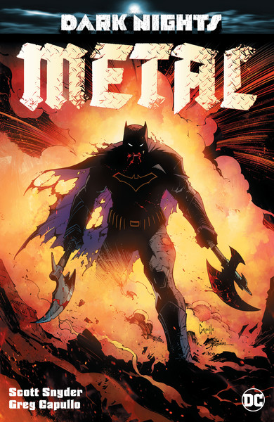 Dark Nights: Metal #1 cover