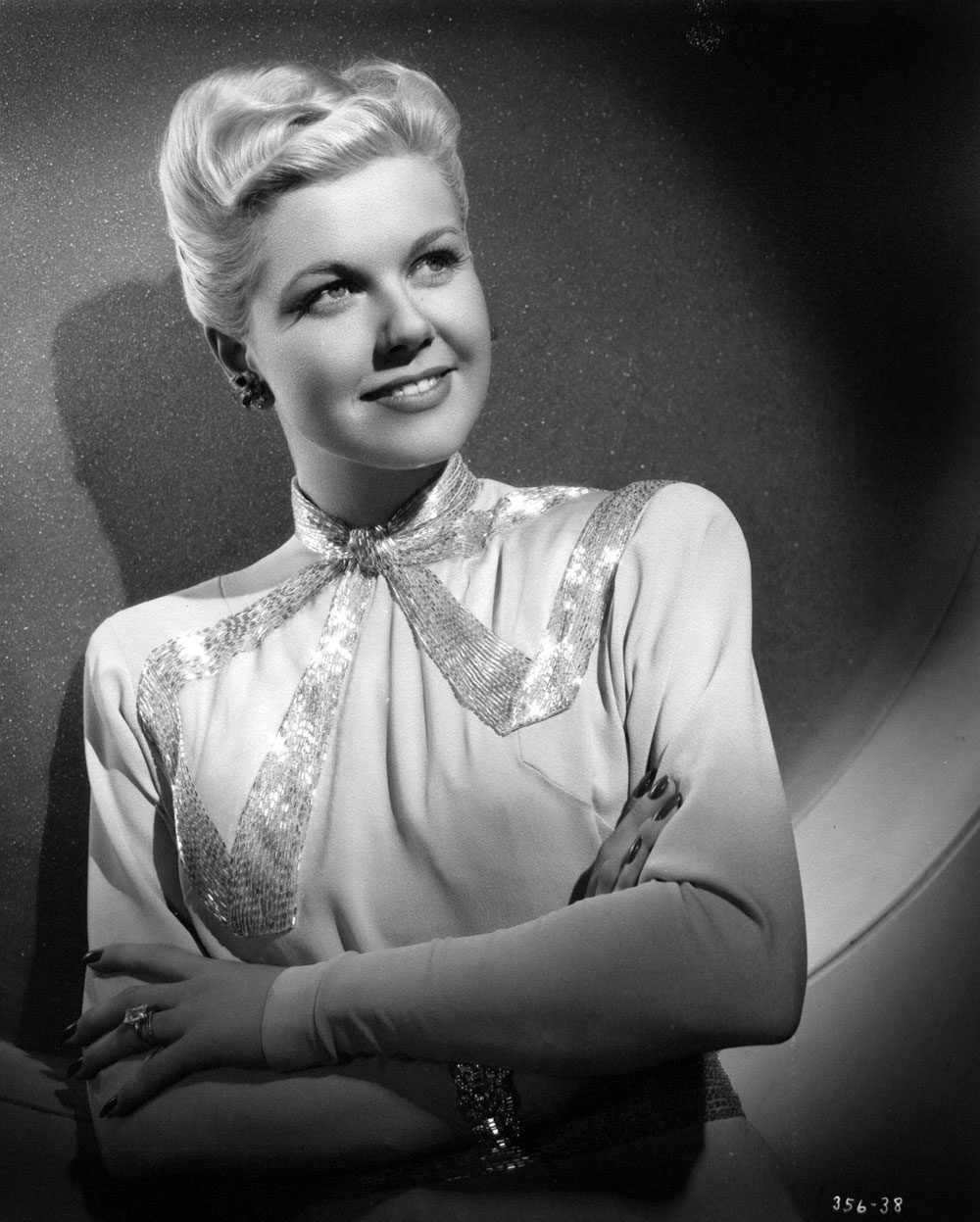 Doris Day Headshot