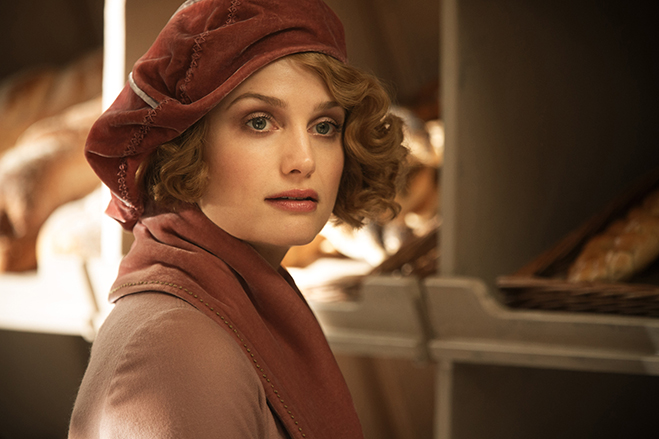 ALISON SUDOL as Queenie