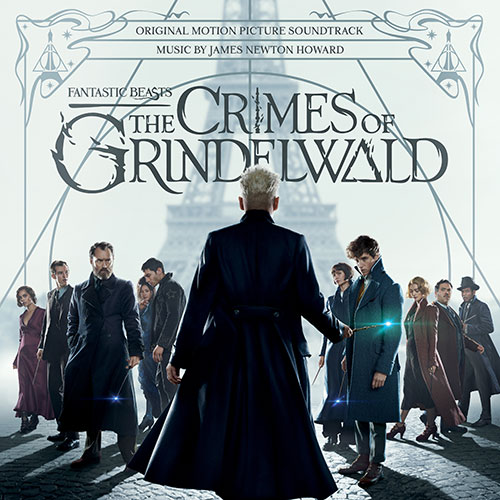 Fantastic Beasts Crimes of Grindelwald - Soundtrack