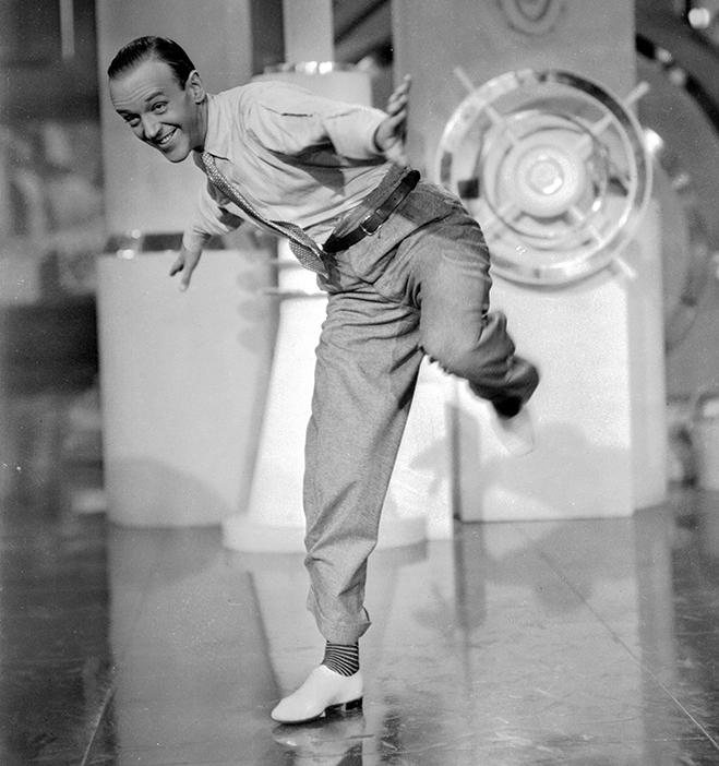 fred astaire in shall we dance