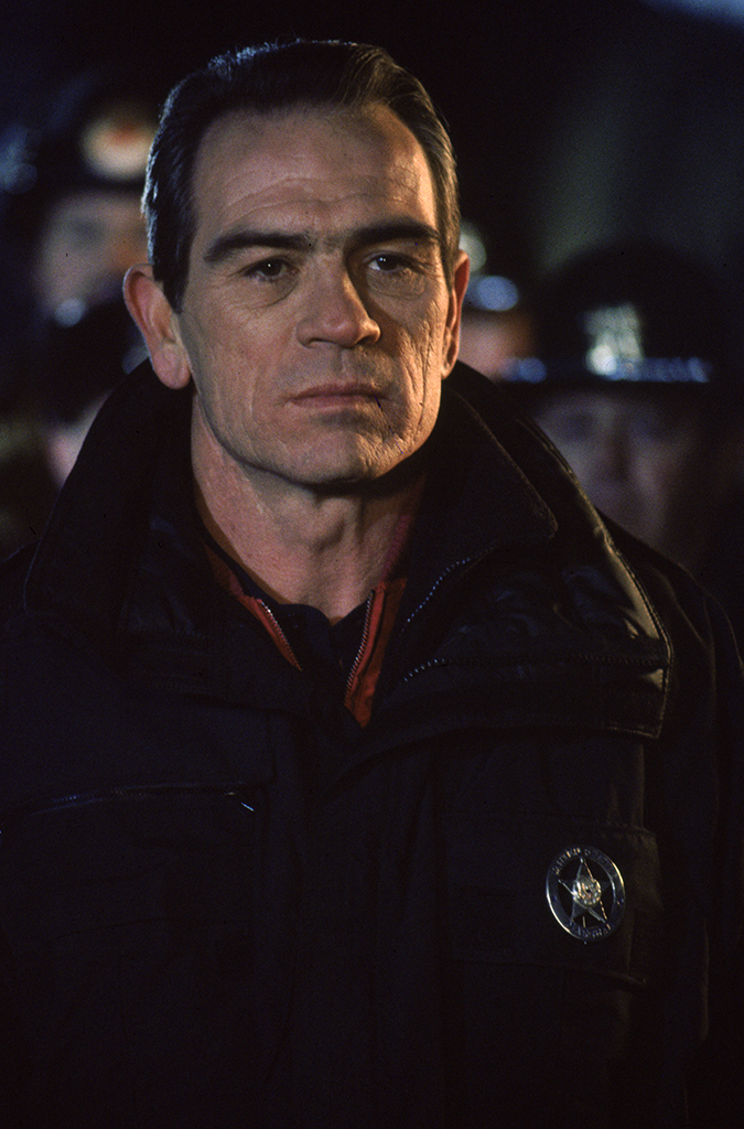 The Fugitive - Tommy Lee Jones as U.S. Marshal Samuel Gerard