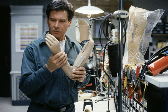 The Fugitive - Richard Kimble prosthetic arm