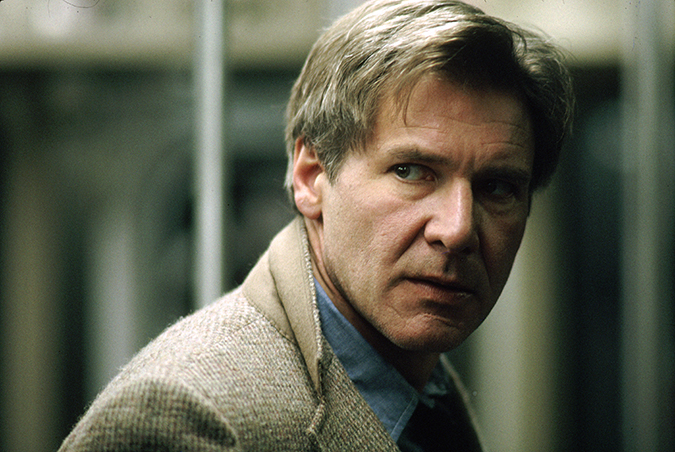 The Fugitive - Harrison Ford as Richard Kimble