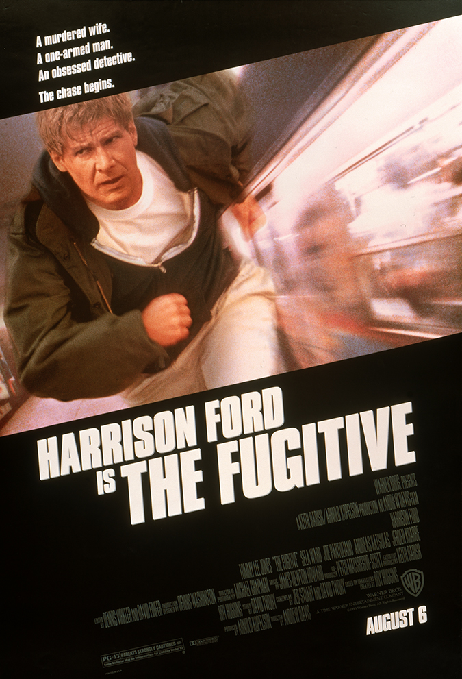 The Fugitive - Poster