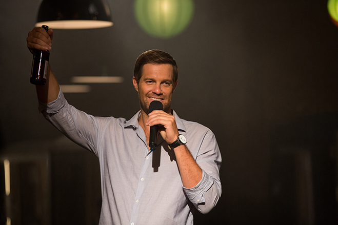 geoff stults stars as david connover in unforgettable