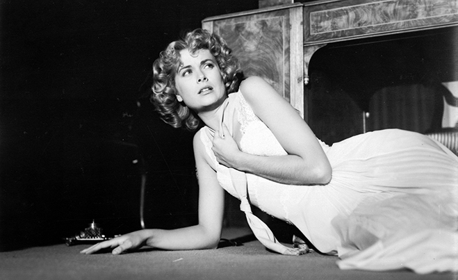 grace kelly in 1954's dial m for murder