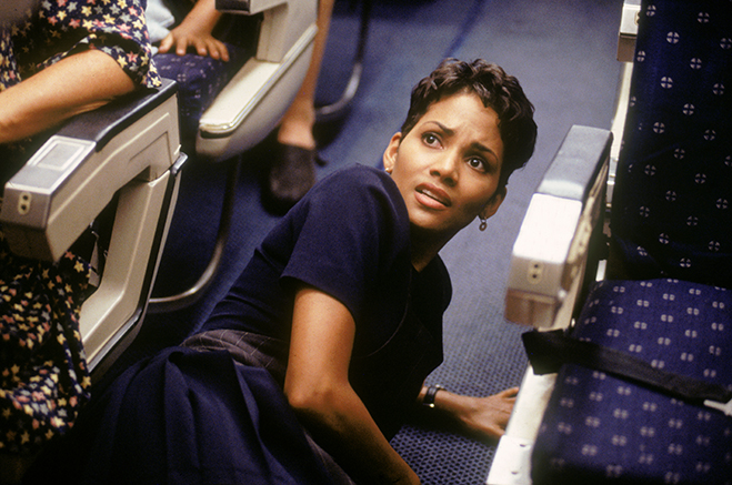 halle berry in executive decision