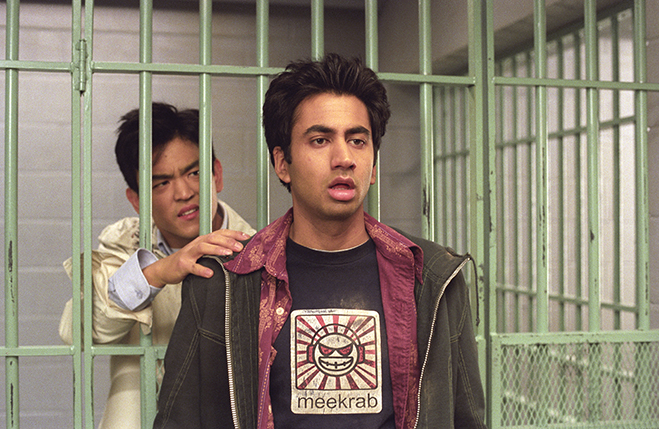 john choi and kal penn star in harold & kumar go to white castle